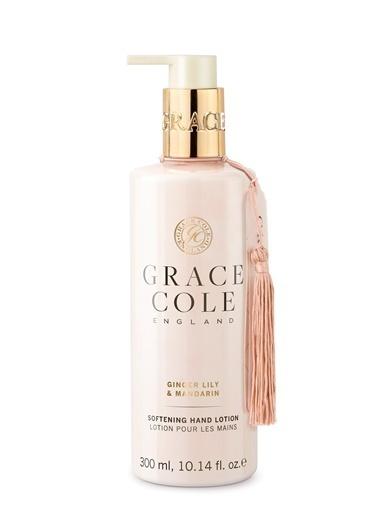 Grace Cole Ginger Lily & Mandarin El Kremi 300 ml Renksiz